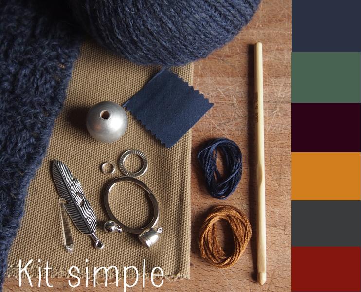 coloris kits simples