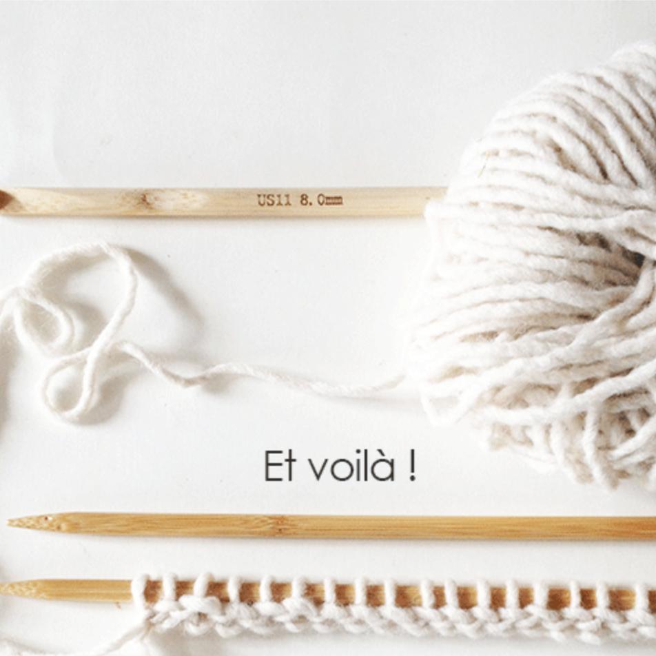 Tuto Monter Des Mailles Au Crochet Pour Tricoter