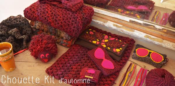 Chouette Kit automne 2014
