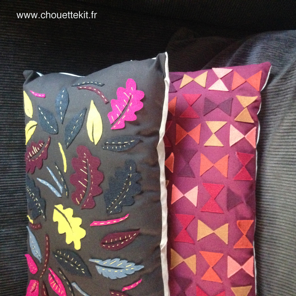 Coussins Chouette Kit
