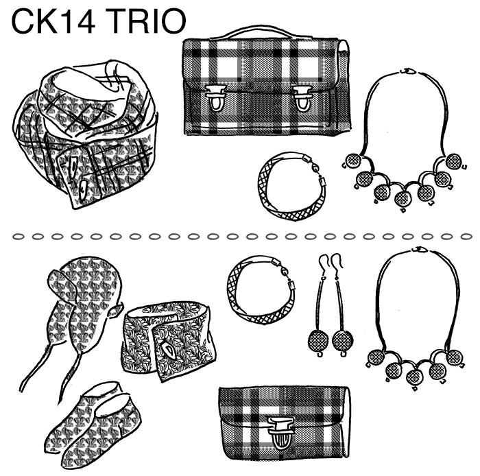 rea exemple CK14 TRIO