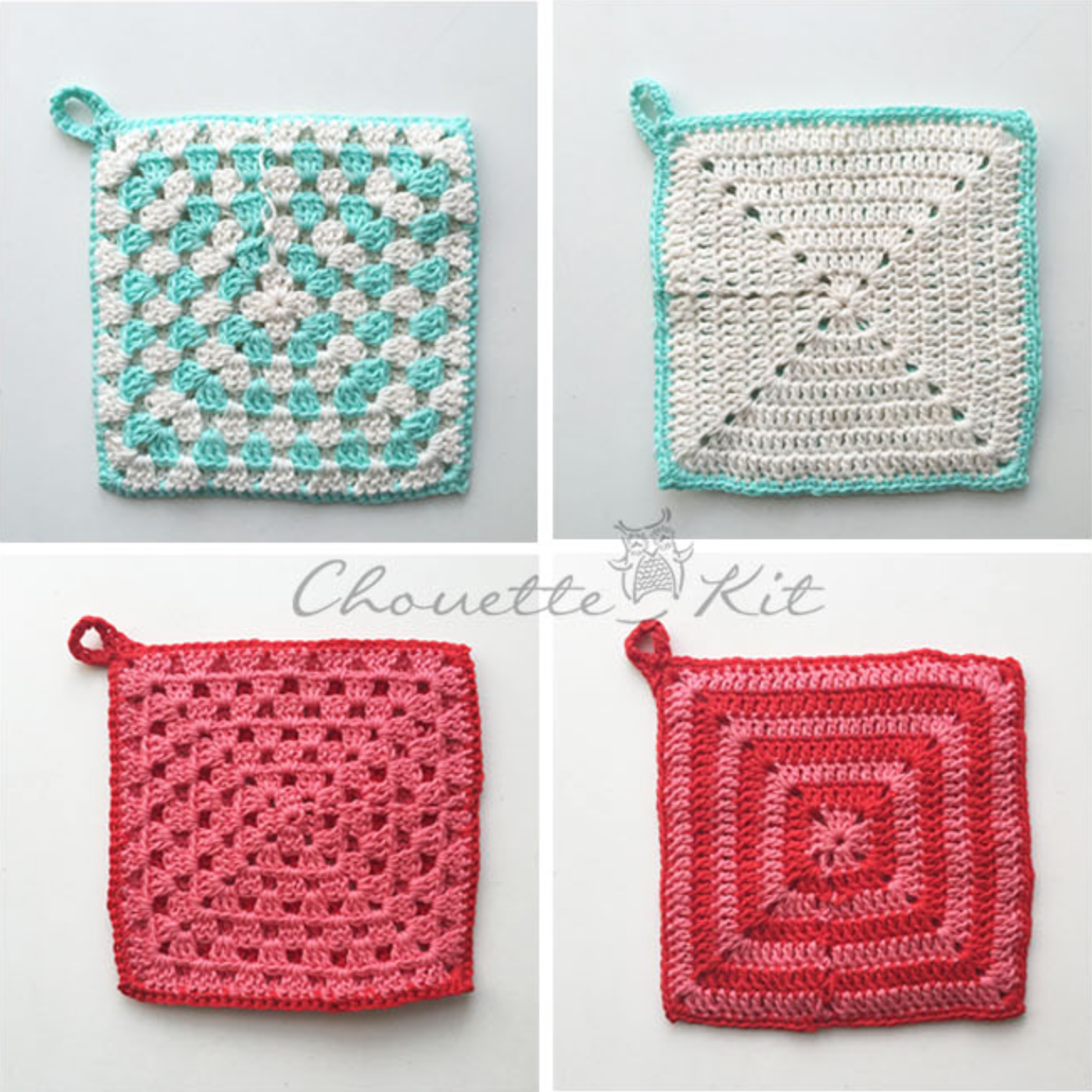 Tuto Manique Au Crochet Chouette Kit