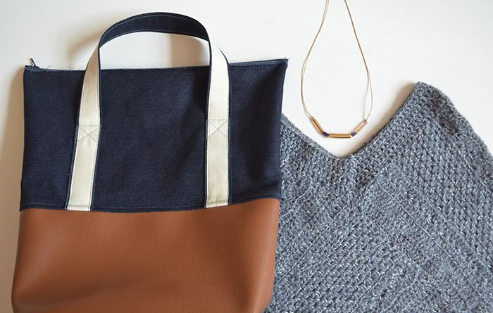 sac et poncho