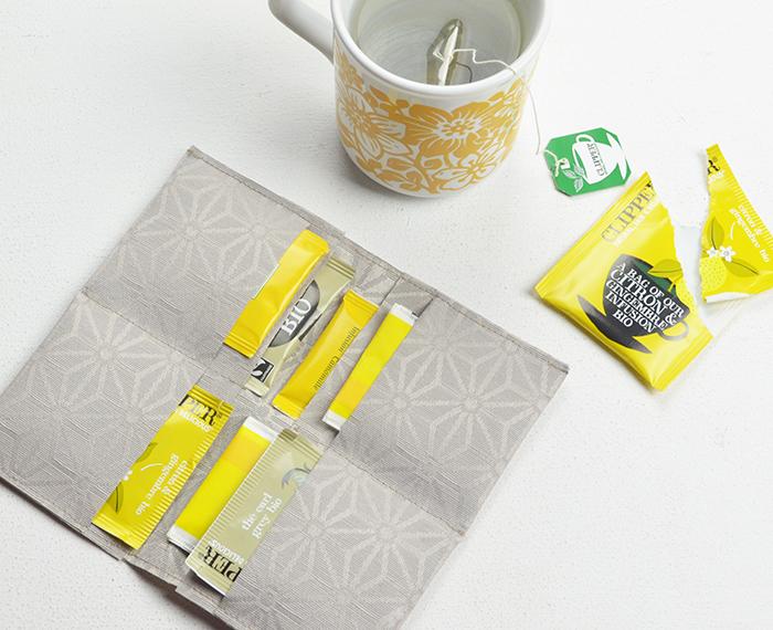 etui à thé