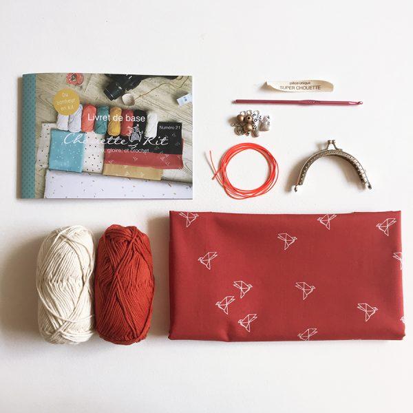 kit Les Vacances Taille 1