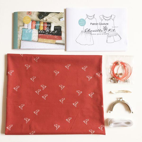 kit Les vacances Couture