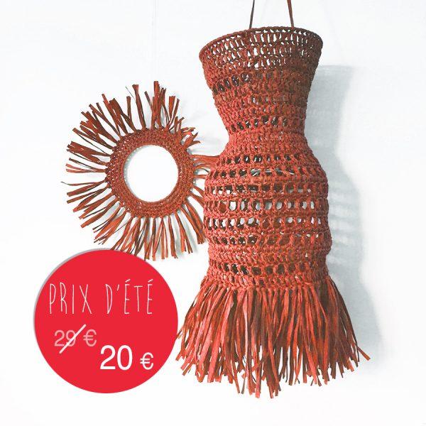 kit papier - Déco - coquelicot