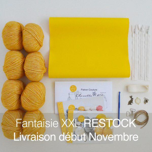 Kit Restock Fantaisie XXL