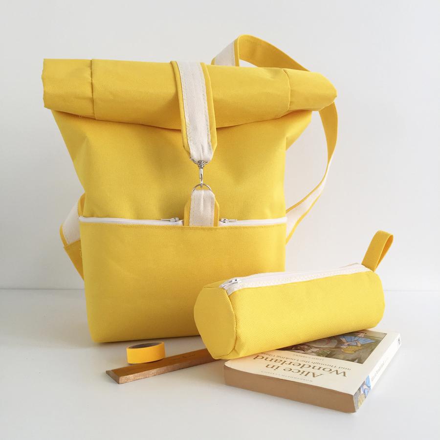 sac dos Lewis chouette kit