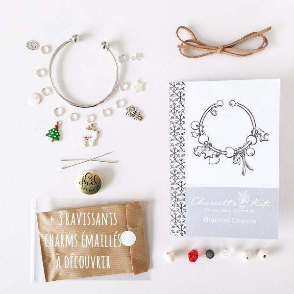 Kit Bracelet de l'avent Noël