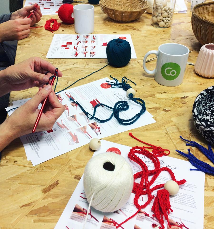 atelier crochet - Chouette Kit