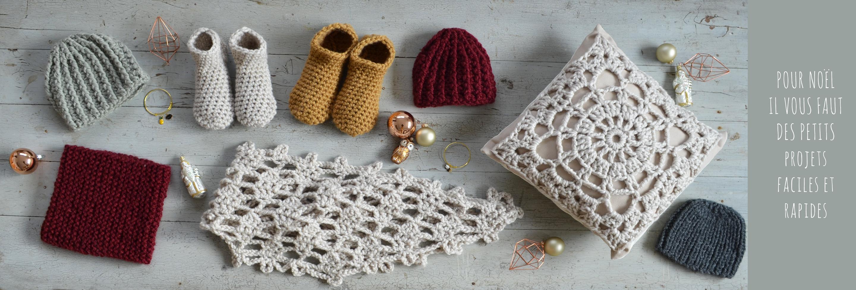 kit tricot ou crochet