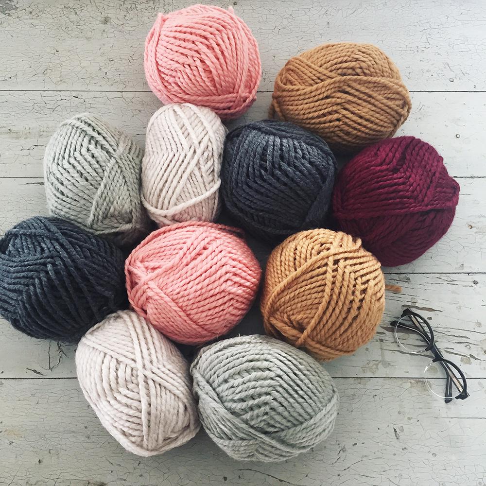 kit crochet maxi pelotes kit Noël CK23