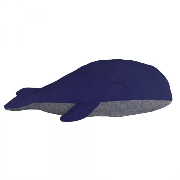 Kit Baleine couture - marine et gris clair