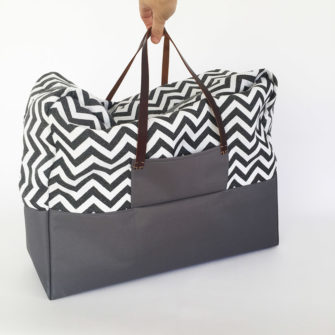 Kit Couture Sac Cabine gris