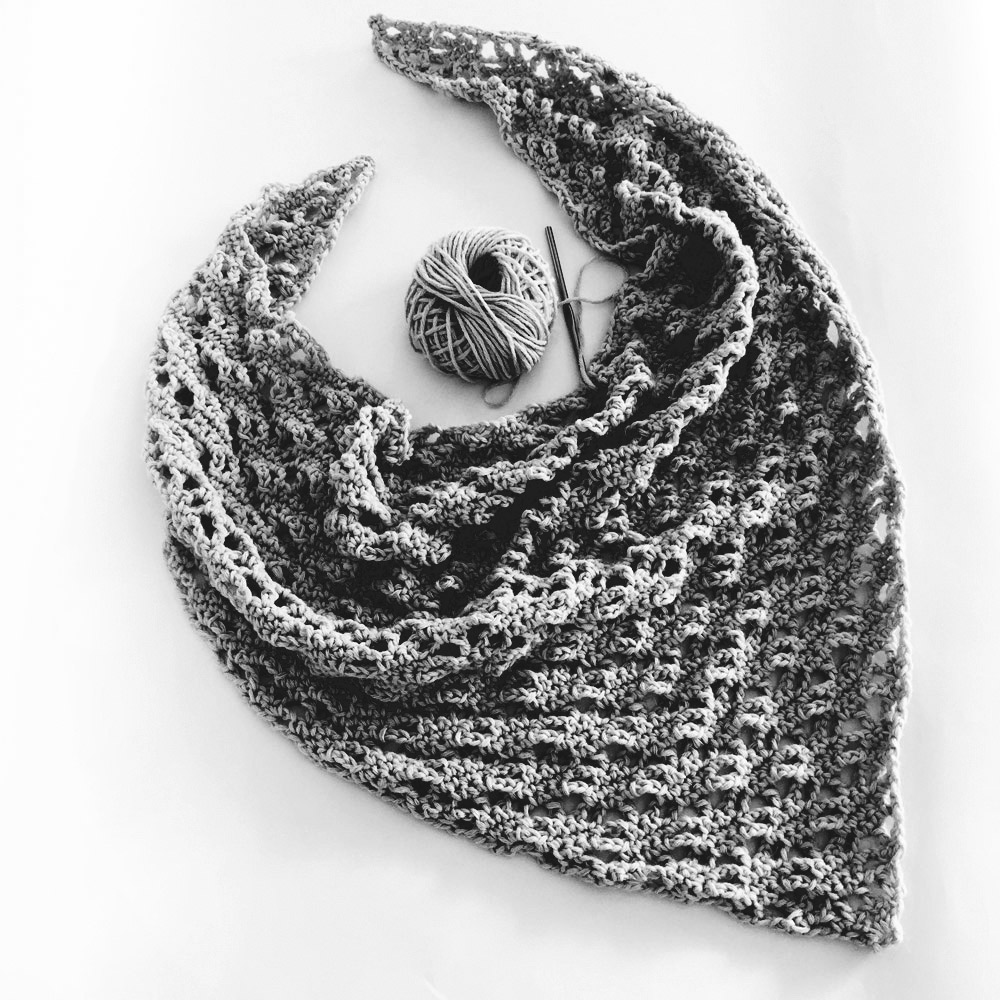 Kit Crochet CK25 Pointe Noire -1000