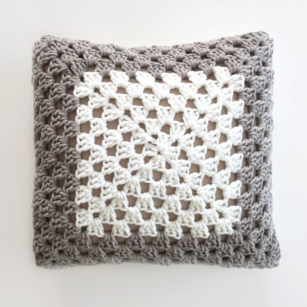 Kit Easy - Granny pour coussin - Hygge