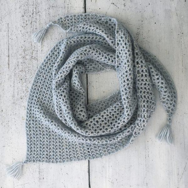 Kit Crochet - Pointe Glacier Bise