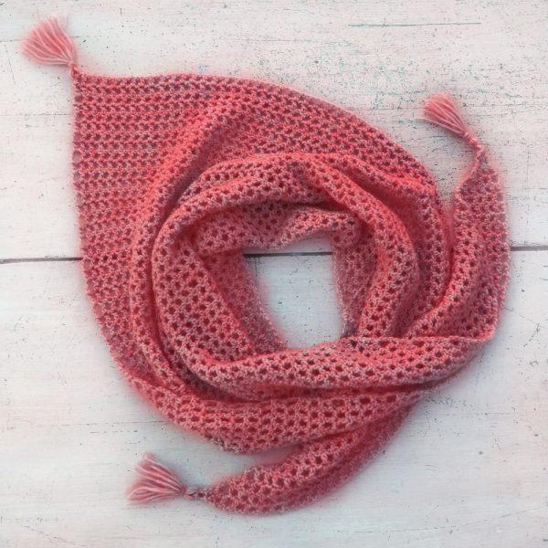 Kit Crochet - Pointe Cerise Bise