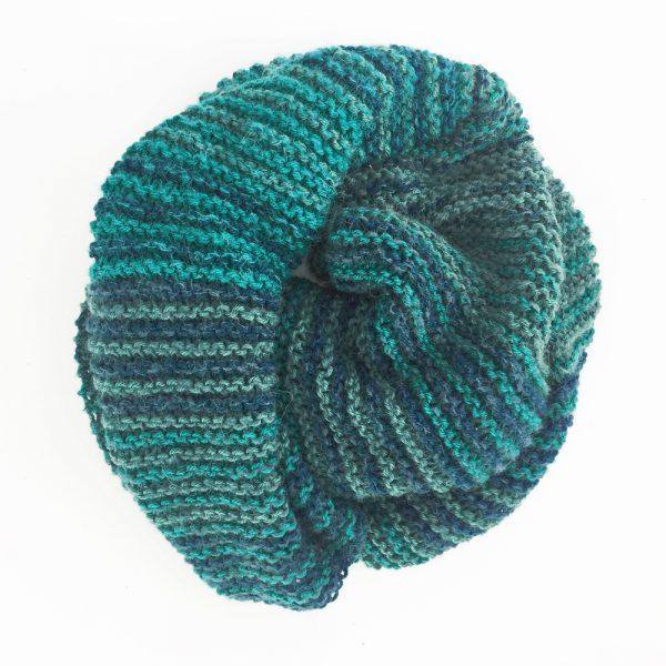 Kit tricot - Etole Mille Raies Canard