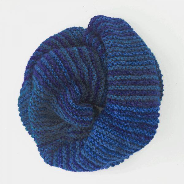Kit tricot - Etole Mille Raies Marine