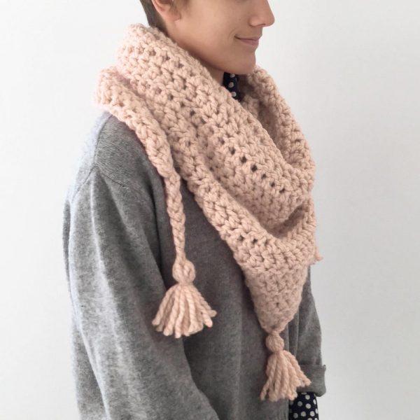 Kit Crochet Easy Pointe Poudre