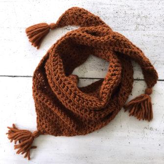 Kit Crochet Easy Pointe Noisette