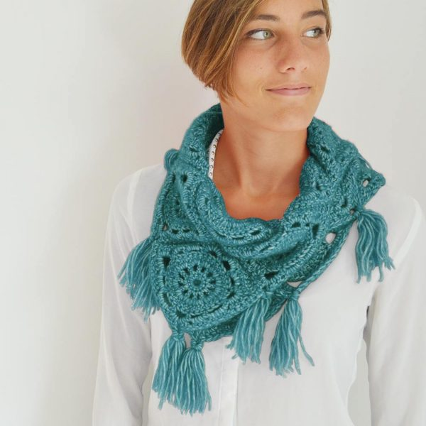 Kit Easy Snood Granny Canard