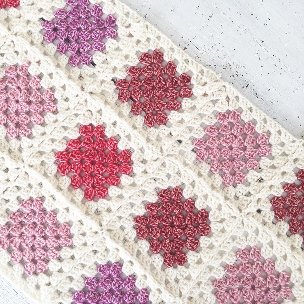 blanket-rose