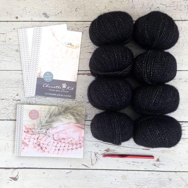 Kit Pelotes Black