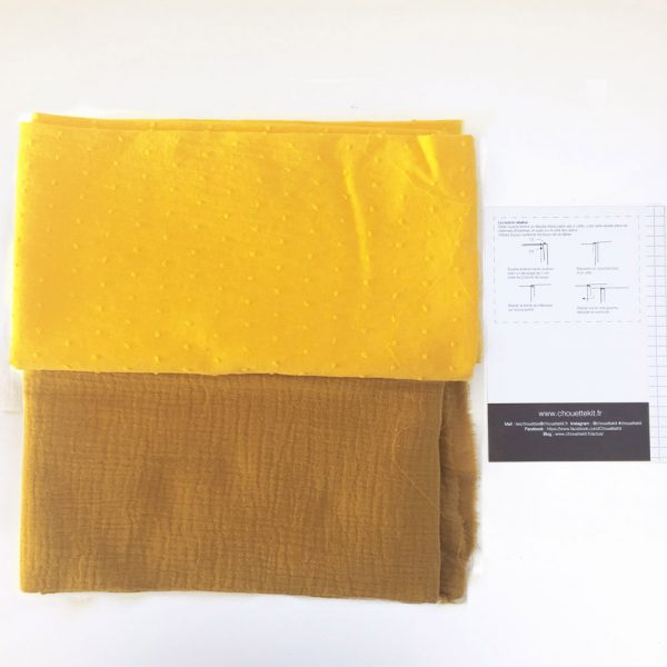 édredon-jaune-kit couuture