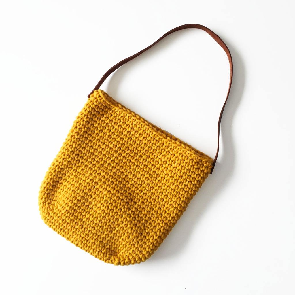 Sac Facile Kit Crochet Niveau Débutant