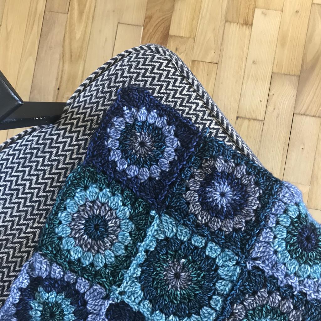 Couverture Facile Au Crochet Kit Crochet